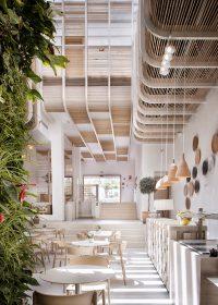 Interior Hotel en Ibiza
