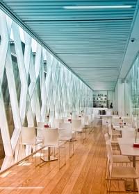 Fotógrafo de edificios-Interiores Bar Museo ABC – Madrid