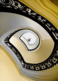 Fotógrafo de edificios-Interior Hotel AC Palacio del Retiro – Madrid