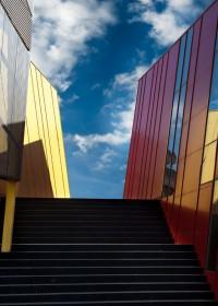 Fotógrafo de edificios-Centro de la Juventud - Las Rozas, Madrid