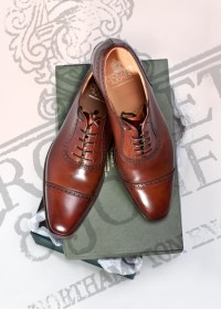 Fotógrafo de Productos - Zapatos Crockett and Jones, Inglaterra