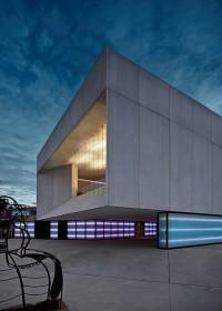 Fotógrafo de edificios-Teatro Salvador Tavora - Almonte, Huelva