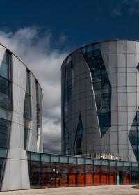 Fotógrafo de edificios-Edificio Zal - Algeciras, Cádiz