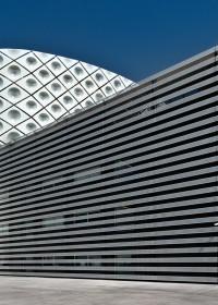 Fotógrafo de edificios-Hospital Rey Juan Carlos - Móstoles, Madrid