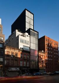 Fotógrafo de edificios-Nueva Sede Sperone Westwater - Norman Foster + Partners