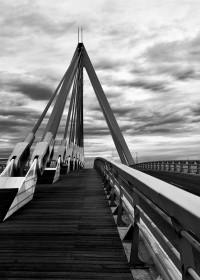 Fotógrafo de edificios-Puente Puerta Rozas
