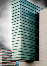 Fotógrafo de edificios-Centro Empresarial Bilma - Las Tablas, Madrid