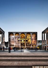 Fotógrafo de edificios-Lincoln Center - Nueva York