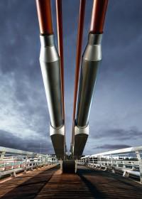 Fotógrafo de edificios-Puente Puerta - Las Rozas, Madrid
