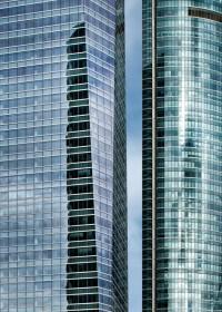 Fotógrafo de edificios-Torre de Cristal – Madrid