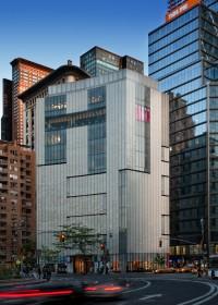 Fotógrafo de edificios-Museo de Arte y Diseño - Nueva York