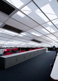 Fotógrafo de edificios-Interior Biblioteca Universidad – Berlín