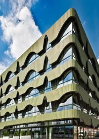 Fotógrafo de edificios-Edificio Laboratorio de la Moda – Berlín