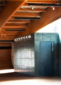 Fotógrafo de edificios-Interior Museo de la Ciencia – Valladolid