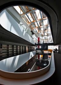 Detalle Biblioteca Berlin