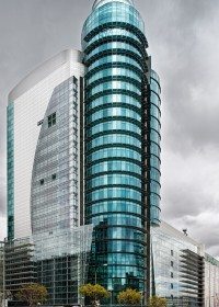 Fotógrafo de edificios-Torre Titania  Madrid
