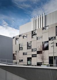 Fachada Nuevo Hospital Clinico de Valladolid