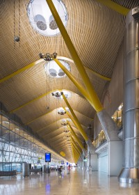 T4  Aeropuerto Adlfo Suarez  Madrid