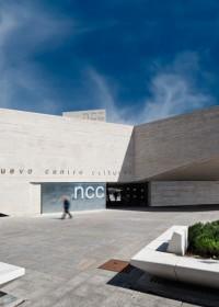 Fotógrafo de edificios-Nuevo Centro Cultural - Pozuelo, Madrid